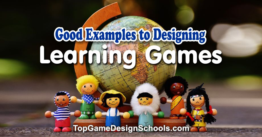 Learning Games, Good Examples