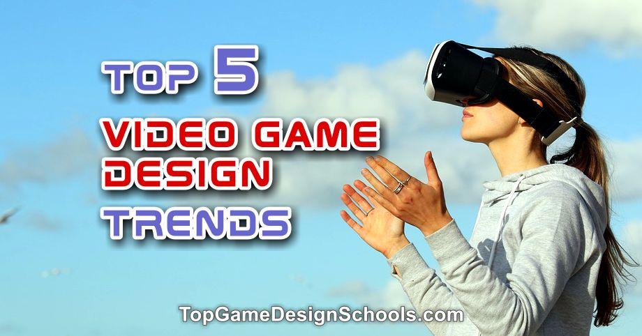 Video Game Design Trends