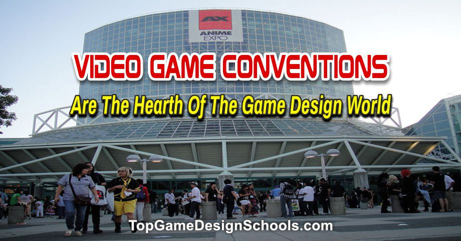 video game conventions, 02, game designers