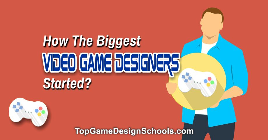 video game designers, 02, top game developers